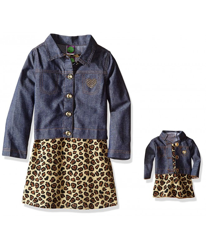 Dollie Me Girls Texture Jacket