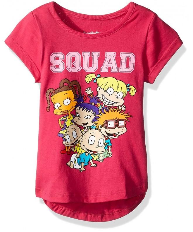 Nickelodeon Girls Rugrats Short Sleeve