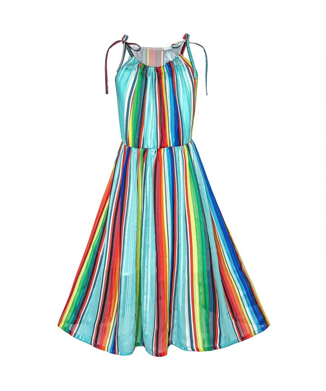 Sunny Fashion Chiffon Colorful Sparkling