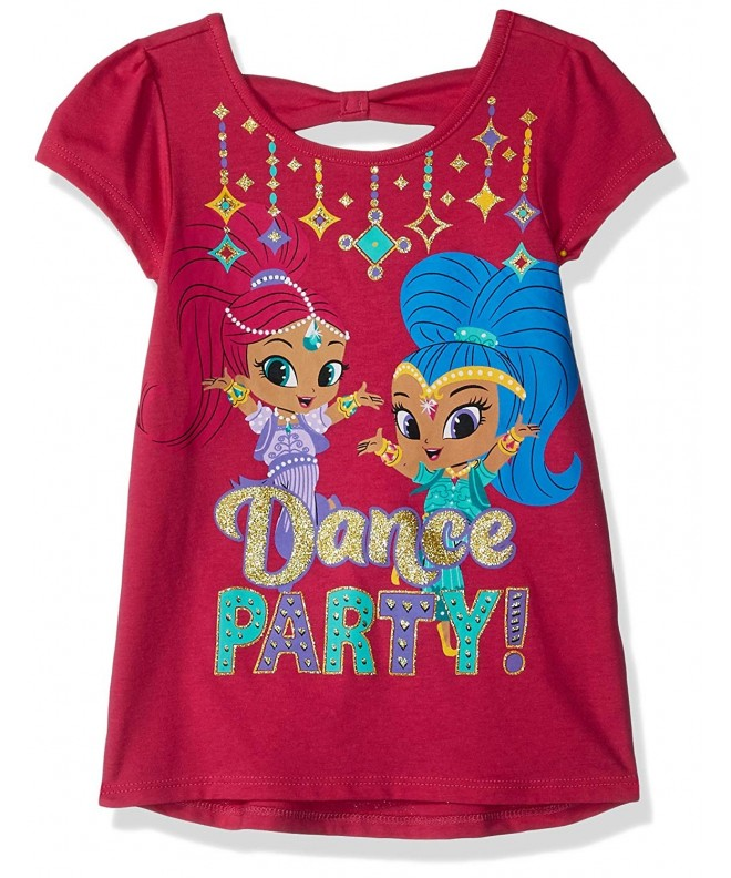 Nickelodeon Girls Shimmer Shine Sleeve