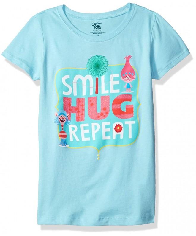 Trolls Little Repeat Princess T Shirt
