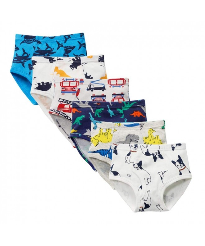 Closecret Cotton Underwear Little Assorted