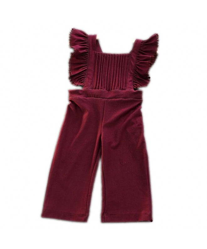 Colorful Childhood Overalls Childrens Jumpsuit
