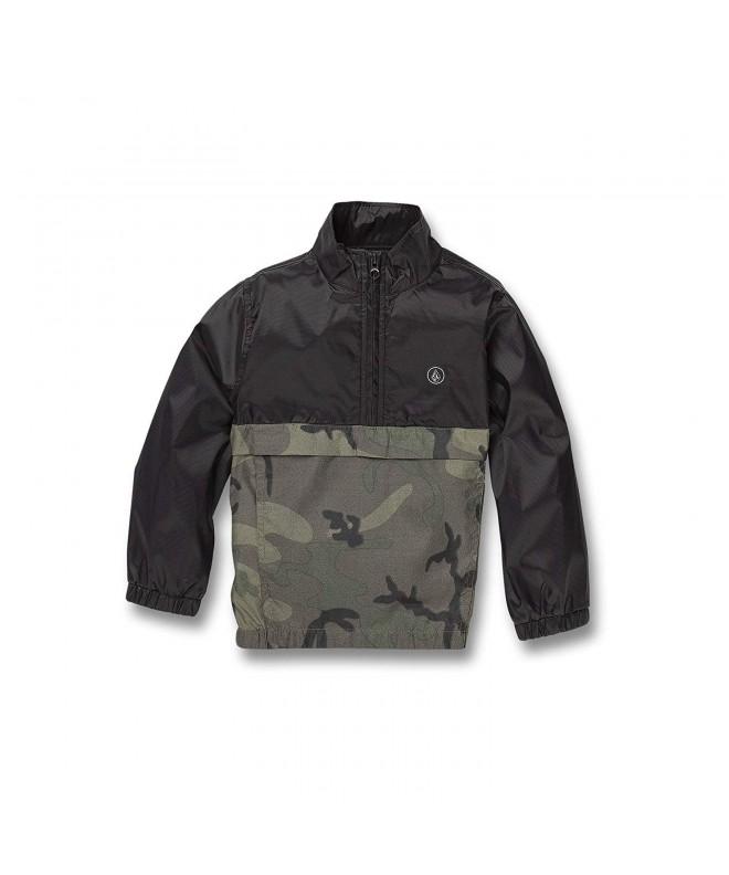Volcom Little Wilfred Windbreaker Jacket