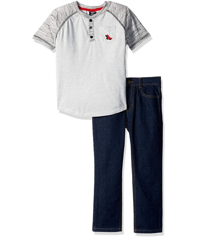 American Hawk Boys Polo Shirt