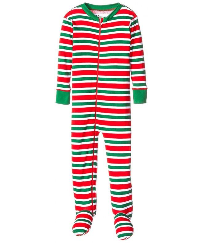 New Jammies Holiday Organic Pajamas