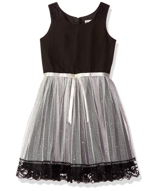 Youngland Girls Pleated Occasion Dress