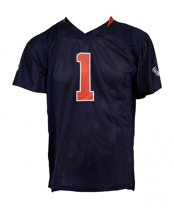 University Texas Short Sleeve Jersey