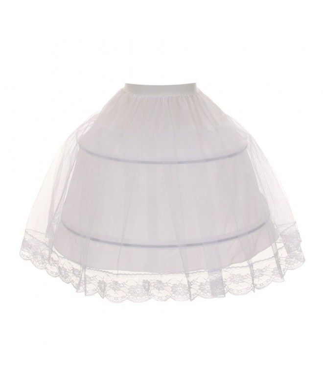 Kids Dream Girls Princess Petticoat
