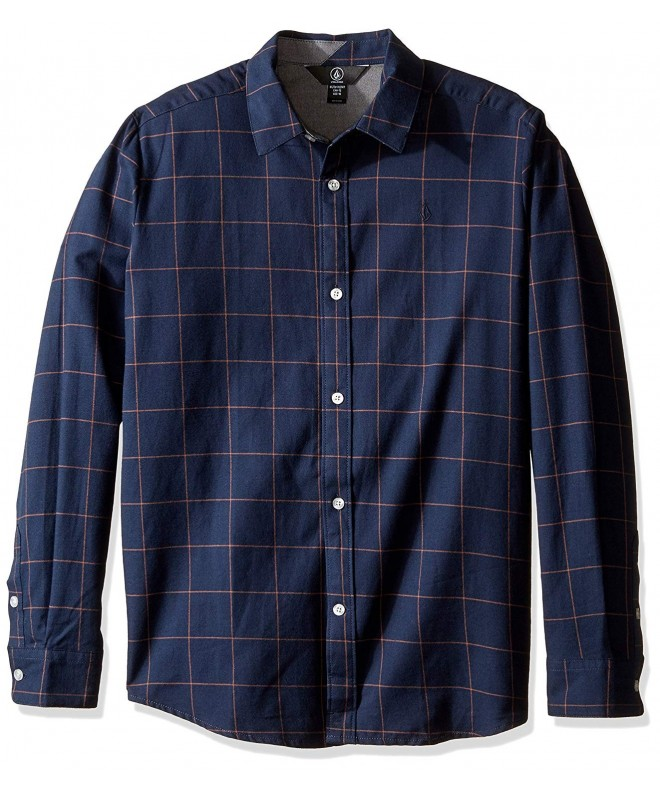 Volcom Akers Sleeve Shirt Youth
