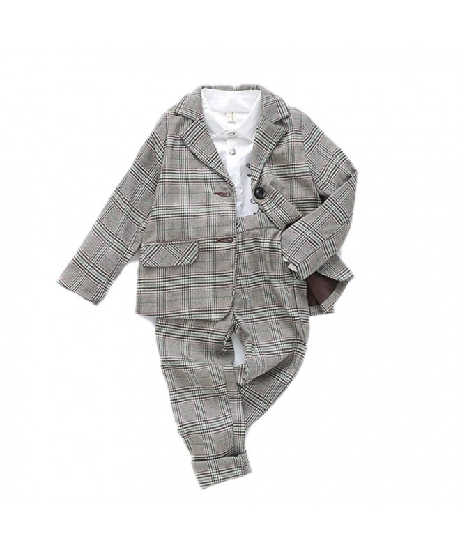 JIANLANPTT Blazer Outfit Children Clothing