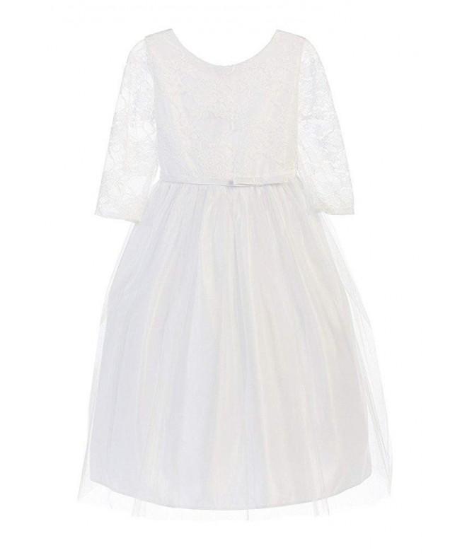 Sweet Kids Tulle Skirt Communion