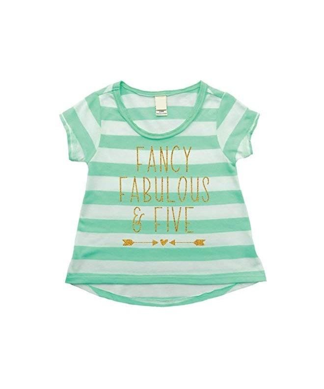 Birthday Shirt Girl Fabulous TShirt