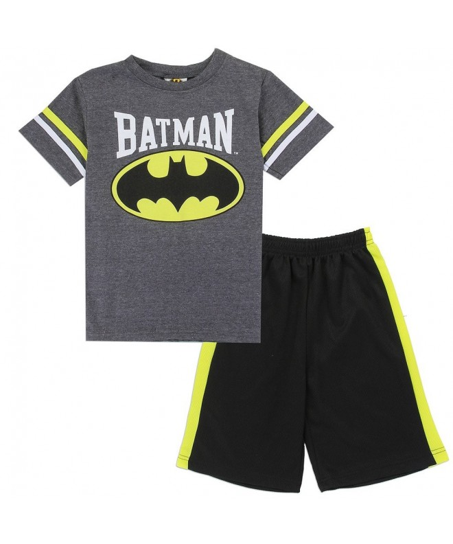 Batman Little Boys Varsity Shorts