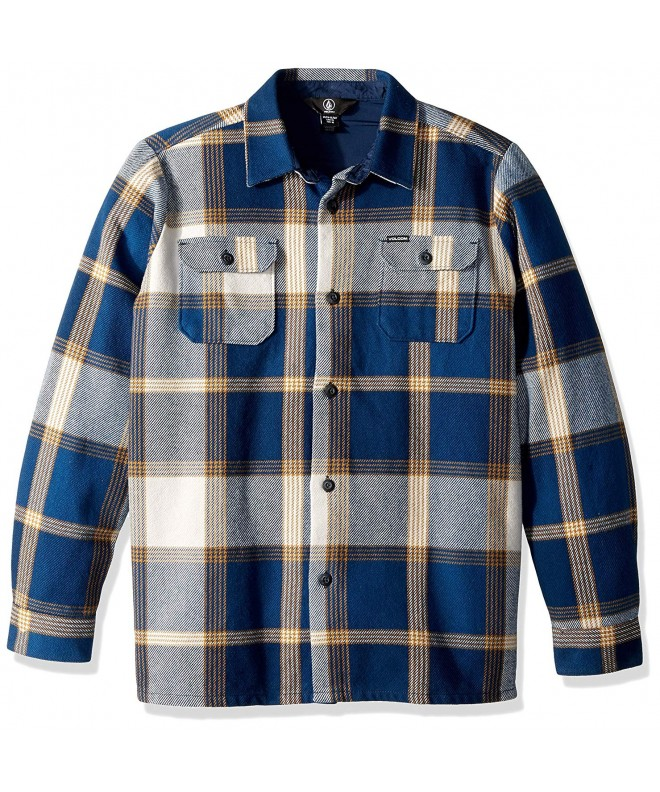 Volcom Heavy Flannel Sleeve Shirt