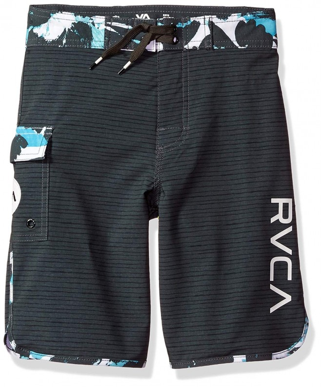 RVCA Boys Eastern Swim Trunk