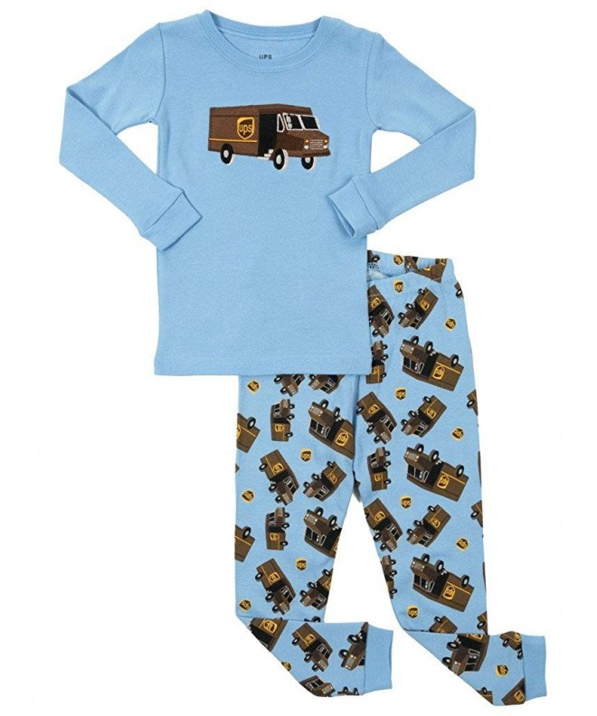 Leveret Toddler Pajamas Cotton Sleepwear