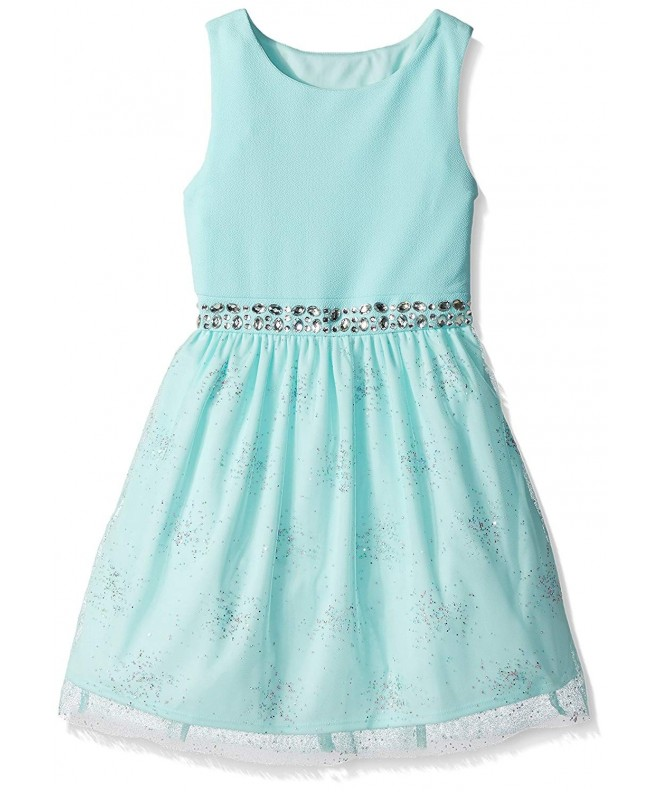Amy Byer Girls Ballerina Dress