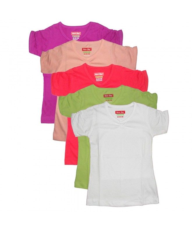 New Day Girls Cotton T Shirt