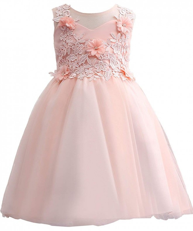 Flower Evening Dresses Pageant Gowns