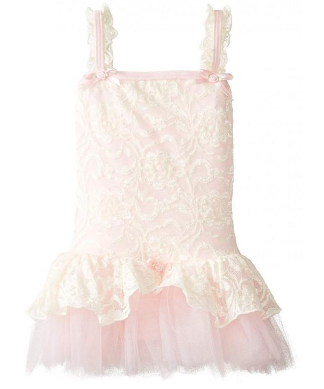 Clementine Little Girls Camisole Dress