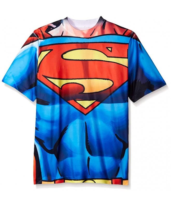 DC Comics Sleeve Raglan T Shirt
