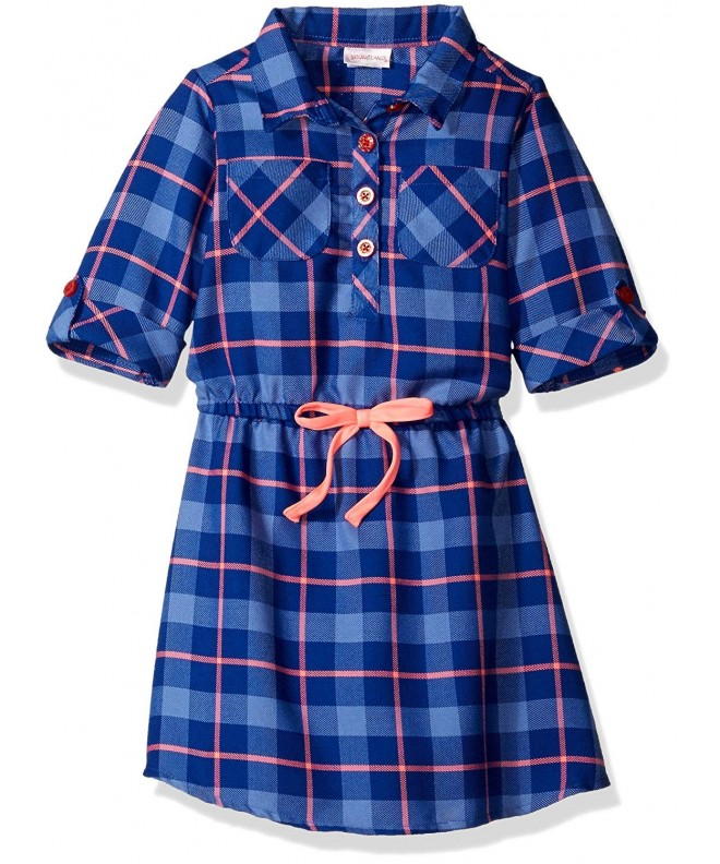 Youngland Girls Dropwaist Fashion Detail