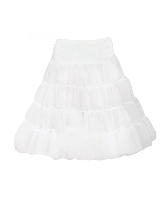 New ICM Girls Length White
