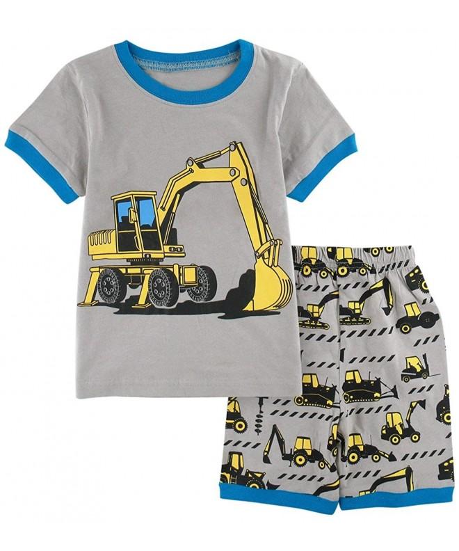 DESIGN Mechanical Pajamas Short Sleeve