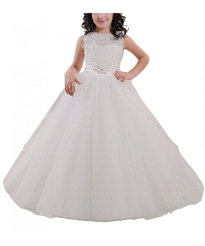 Yesdo Country Dresses Communion Pageant
