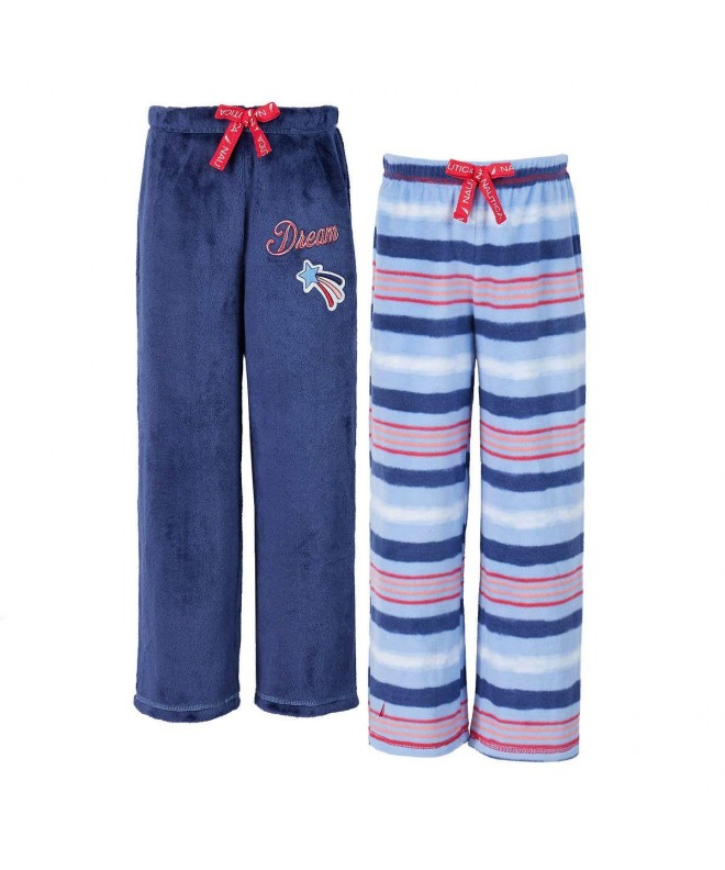 Nautica Girls 2 Pack Sleep Pants