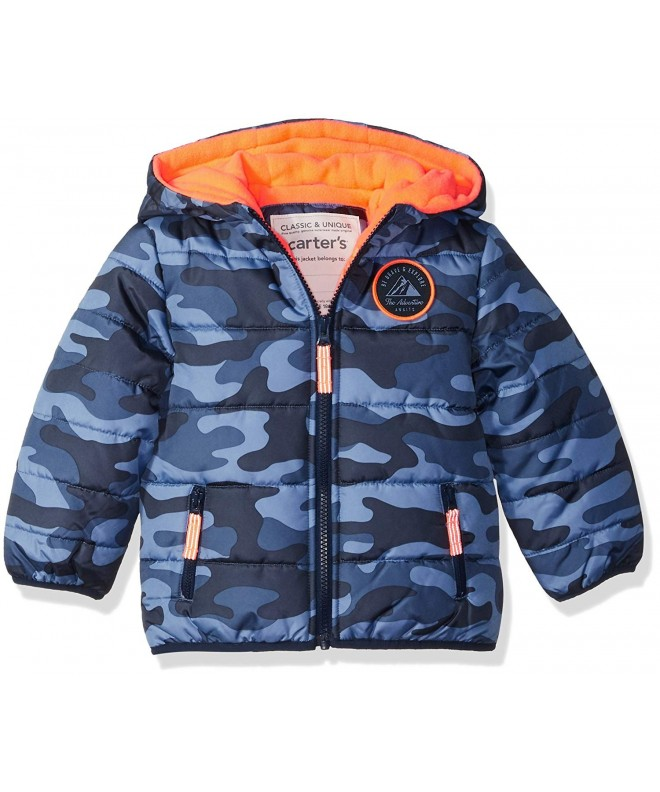 Carters Boys Adventure Bubble Jacket