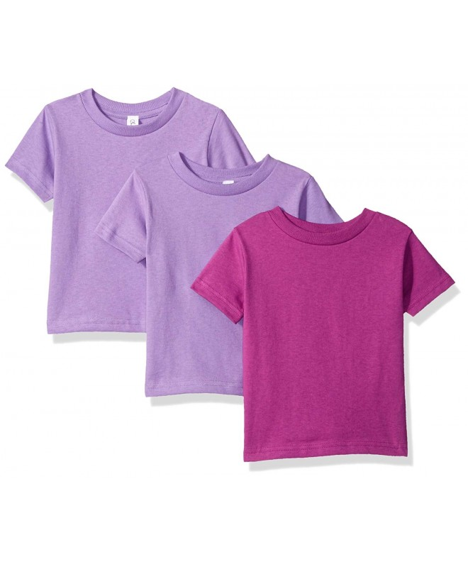 Clementine Apparel Short Sleeve T Shirt Three Pack