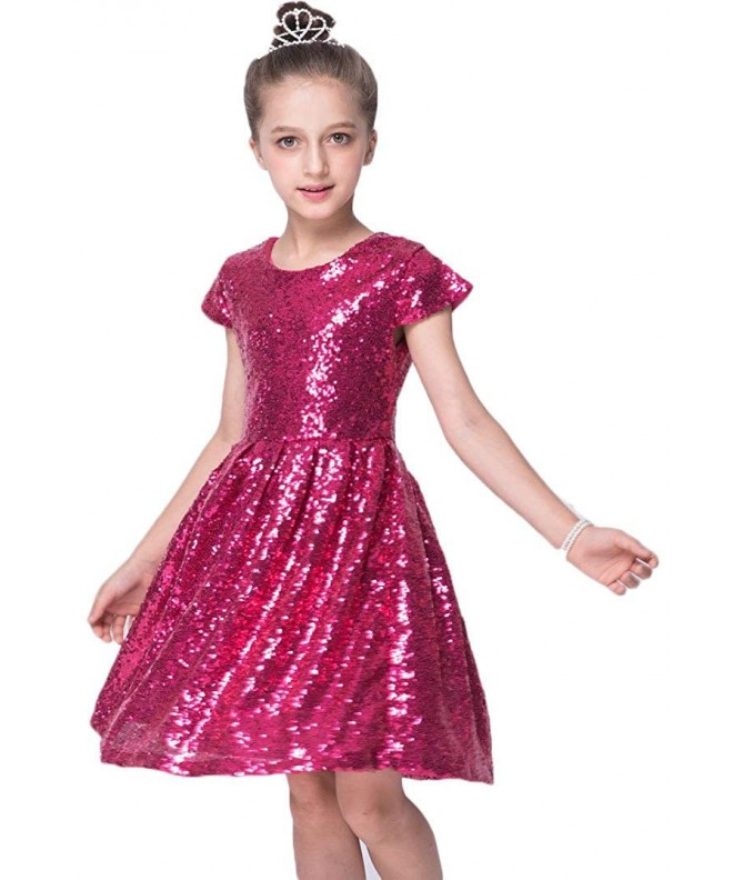 Shiny Toddler Little Sequins Birthday