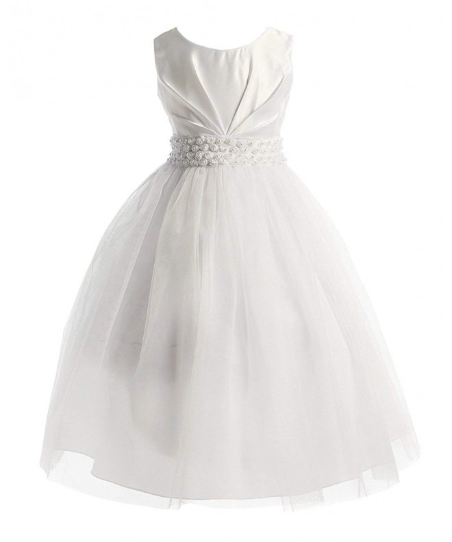 Joy Kids Pleated Special Occasion