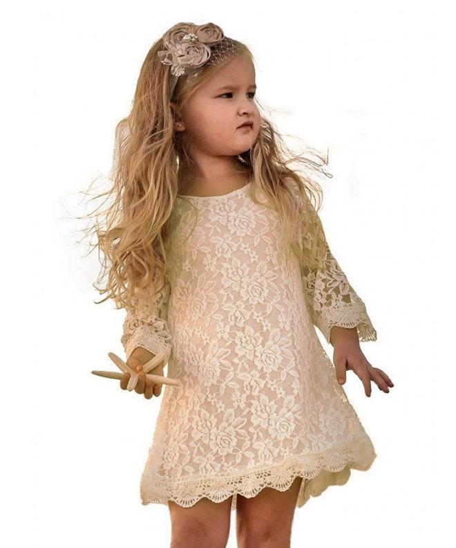 APRIL GIRL Flower Dress Sleeve