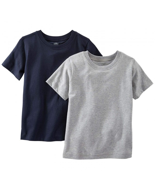 Carters 2 Pack Short Sleeve Cotton Undershirts