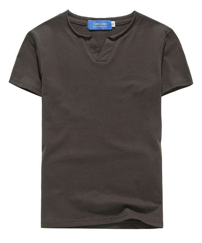Colen Cosmo Sleeve Casual T Shirt