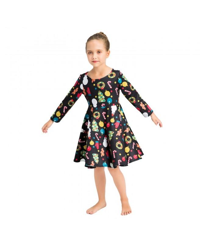 Sleeve Vintage Floral Casual Dresses