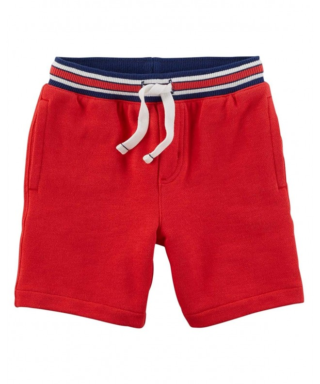 Carters Little Pull French Shorts