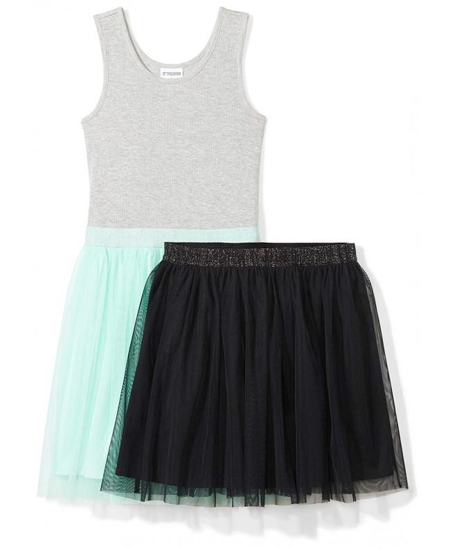 Spotted Zebra Girls Dress Skirt