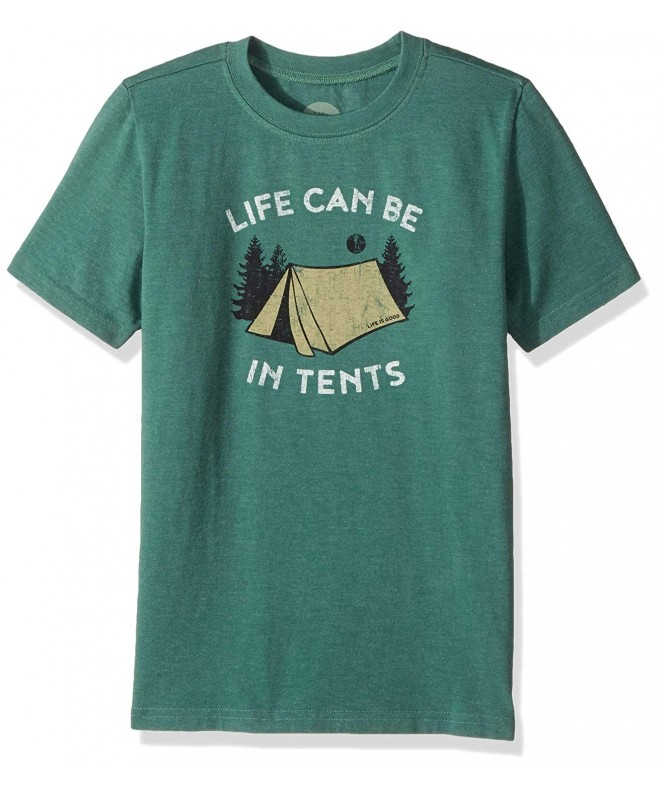 Life Good Tents Htfrgr T Shirt