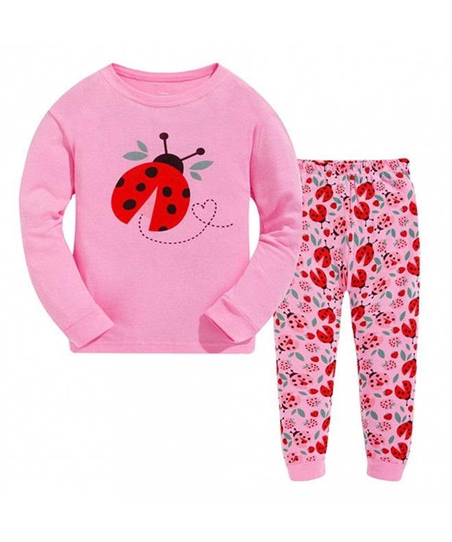 Babygp Little Ladybug Pajama Cotton