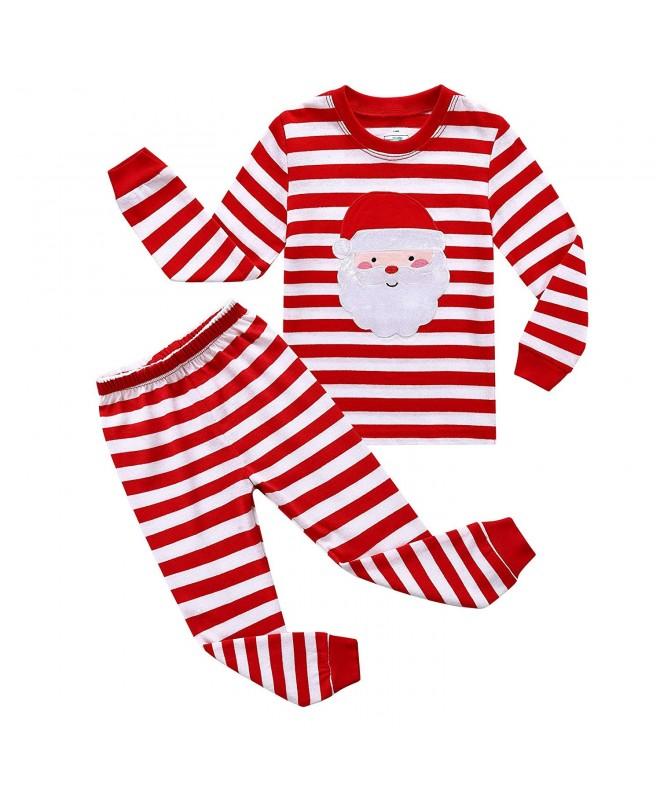 RKOIAN Pajamas Toddler Christmas Sleepwears