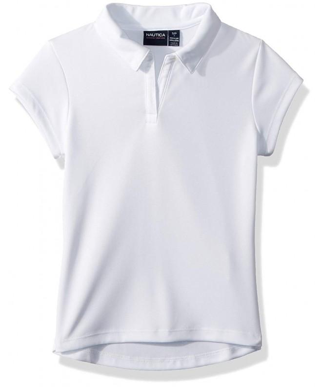 Nautica Short Sleeve Performance Polo