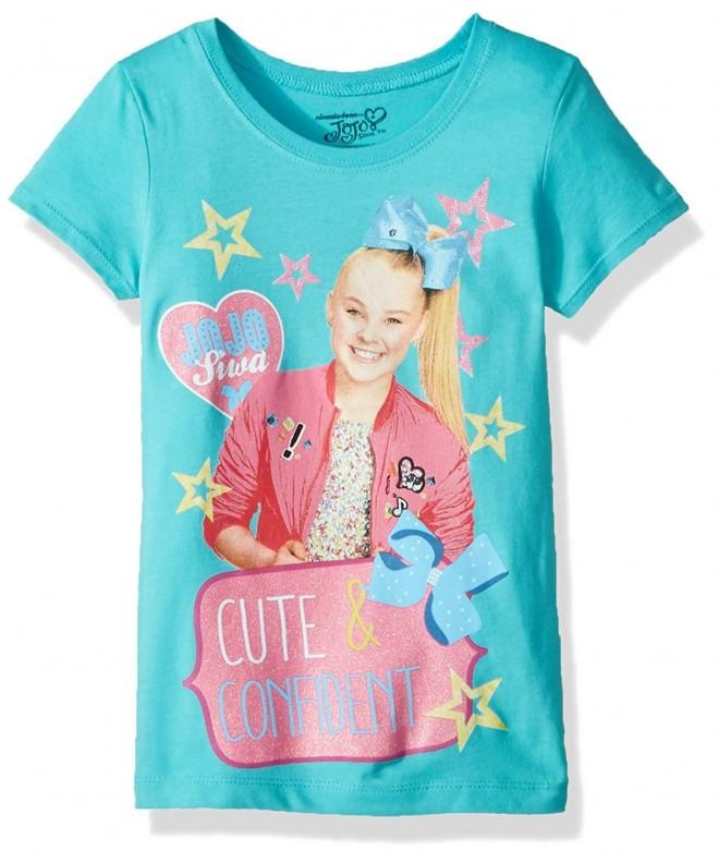 Nickelodeon Girls Little Sleeve T Shirt