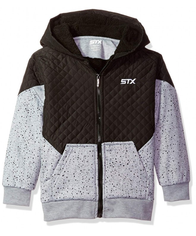 STX Sherpa Fleece Hooded Jacket
