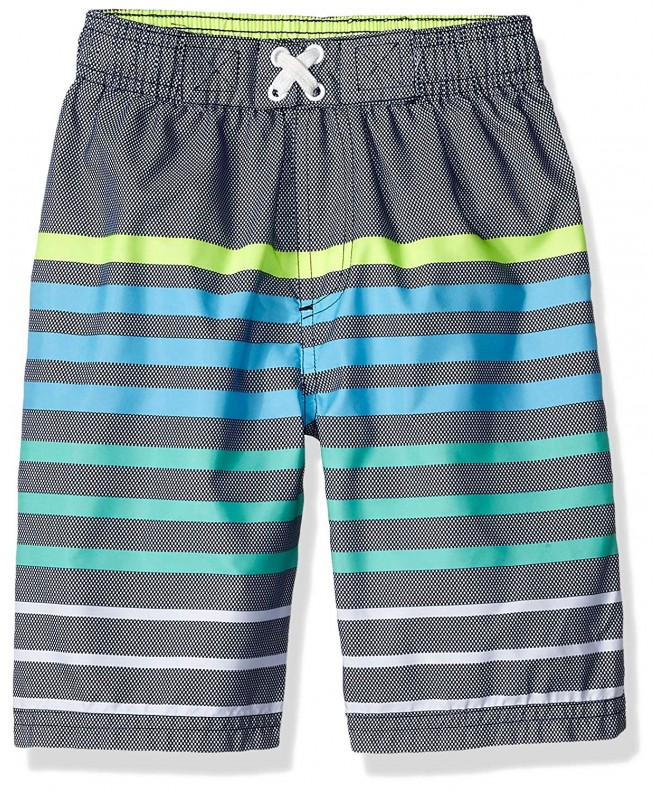 iXtreme Little Boys Printed Trunks