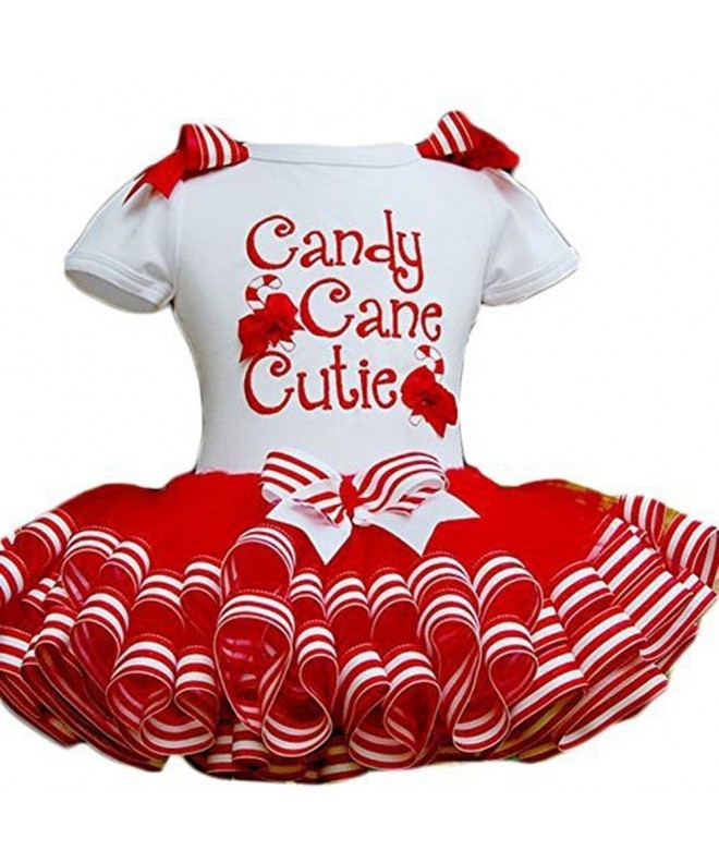 Little Girls Christmas Holiday Candy