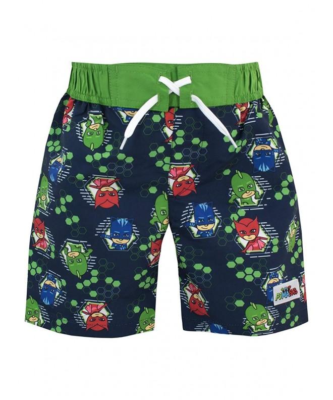Masks Catboy Owlette Gecko Shorts